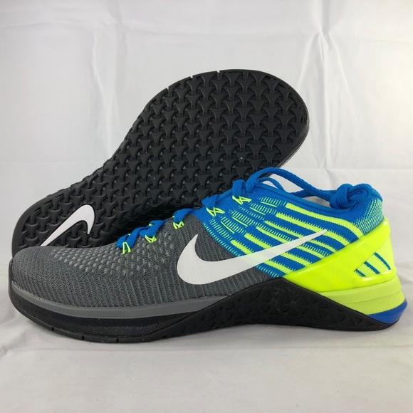 6b2b8e77ab1d Nike Metcon DSX Flyknit Deep Royal Blue White